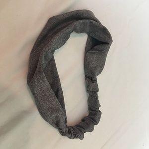 Accessories - Stretchy Grey Headband